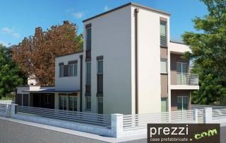 villa prefabbricata legno Modena