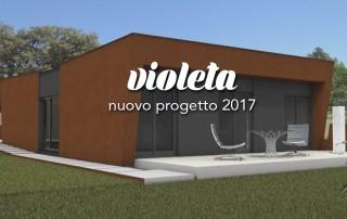 casa prefabbricata progetto violeta
