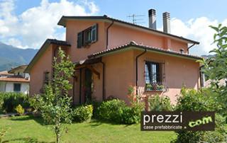 case prefabbricate Toscana su misura chiavi in mano