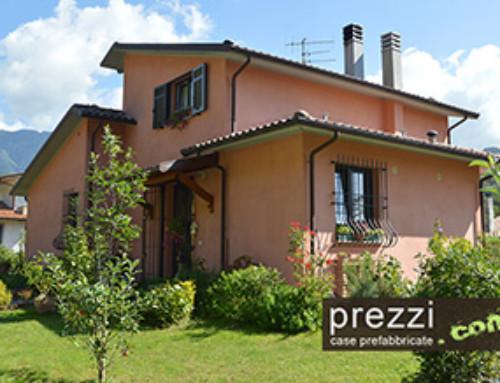 case prefabbricate Toscana, Massa