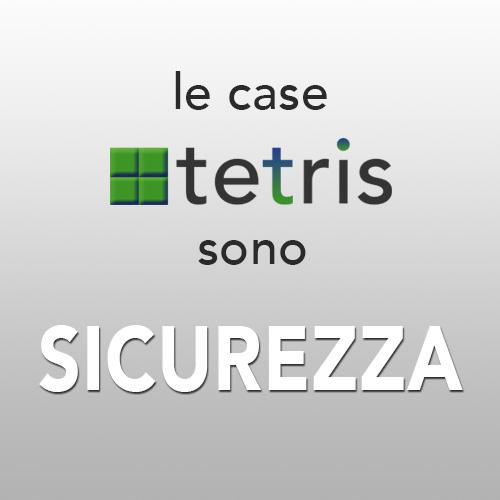 case prefabbricate antisismiche TETRIS