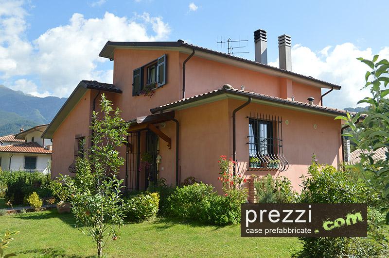Casa prefabbricata acciaio vedra case prefabbricate for Piani di casa pre progettati