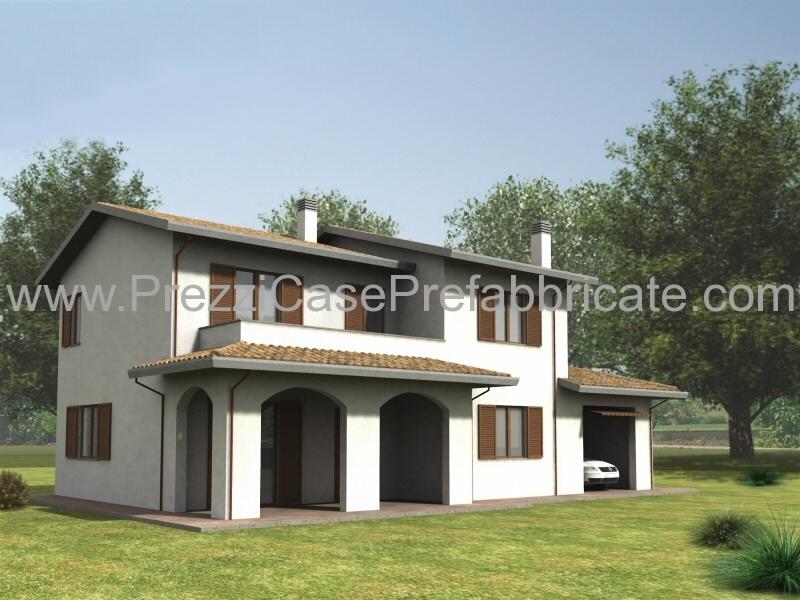 Case prefabbricate in cemento armato antisismiche prezzi for Modelli e piani di case